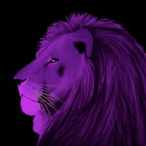 Violet color psychology