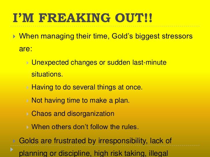 psychology of gold